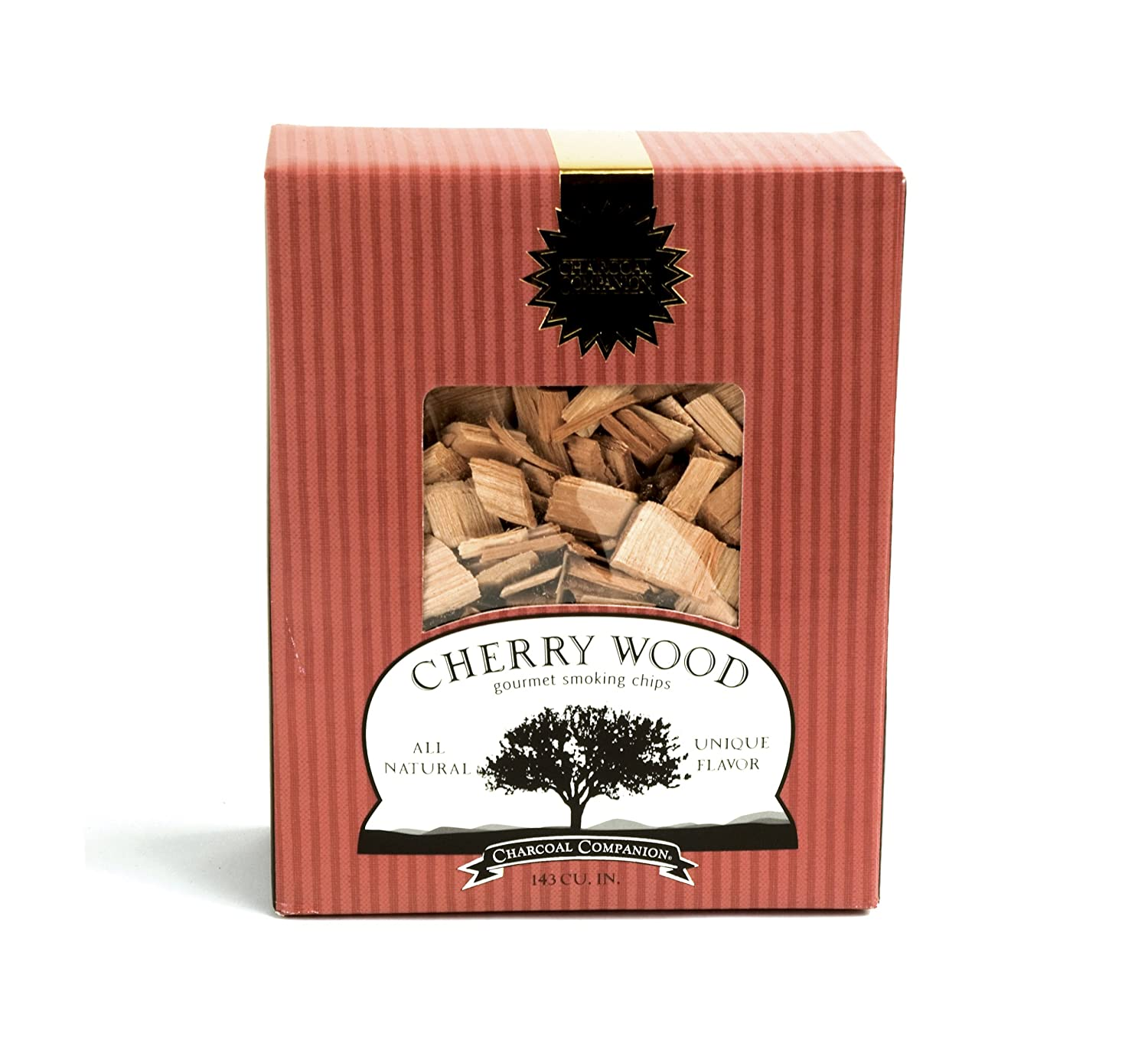 Charcoal Companion Apple Wood Gourmet Smoking Chips Best of Barbeque CC6002