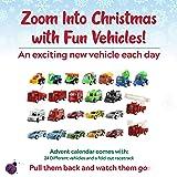 Purple Ladybug Novelty Car Stocking Stuffer Toy