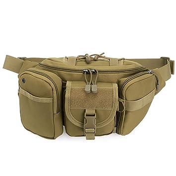 Amazon.com: Barbarians Tactical Fanny Pack Militar Molle ...