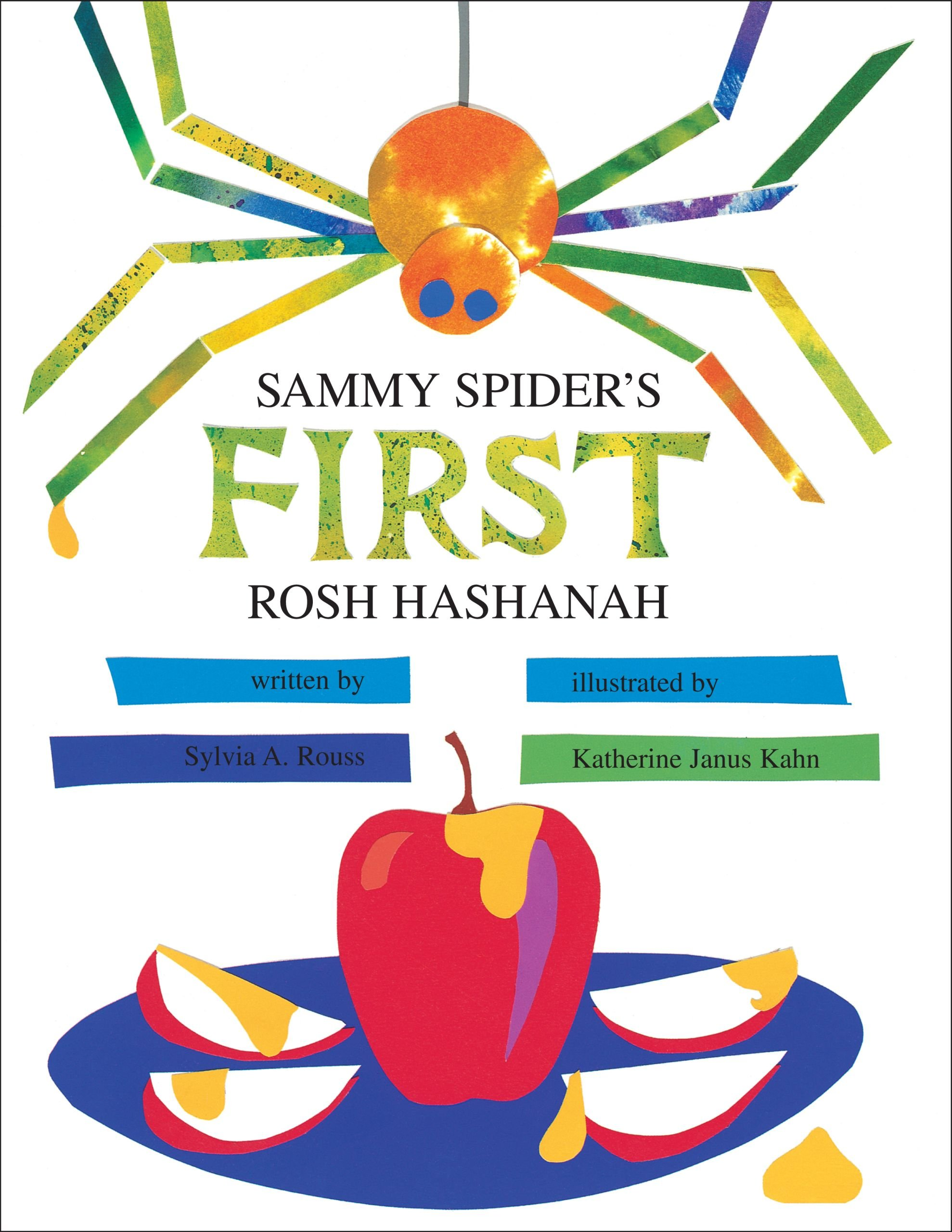 Sammy Spiders First Rosh Hashanah Sylvia Rouss Katherine Janus