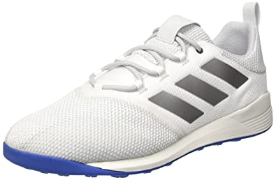 more photos dd5a6 f6dca adidas Ace Tango 17.2 Tr, Chaussures de Football Homme, Blanc (Crystal  White