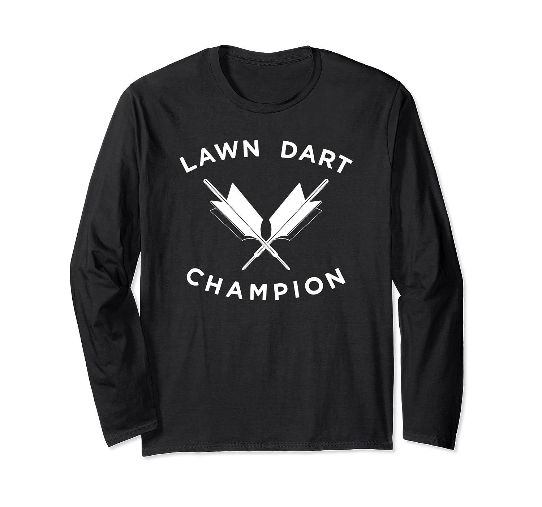 094a4e7bb Lawn Dart Champion Long Sleeve Shirt