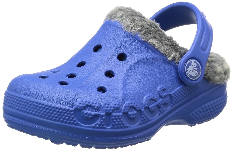 Crocs Kids' Baya Heathered Lined Clog crocs 16171