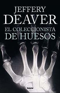 El coleccionista de huesos (Umbriel thriller) (Spanish Edition)