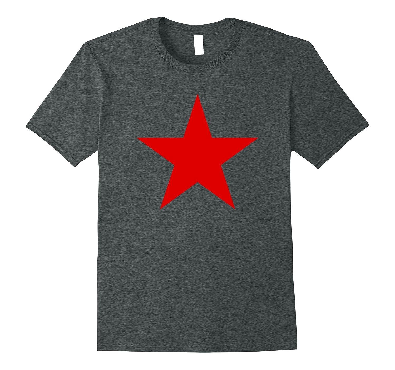 CCCP Red Star Soviet Union T-shirt