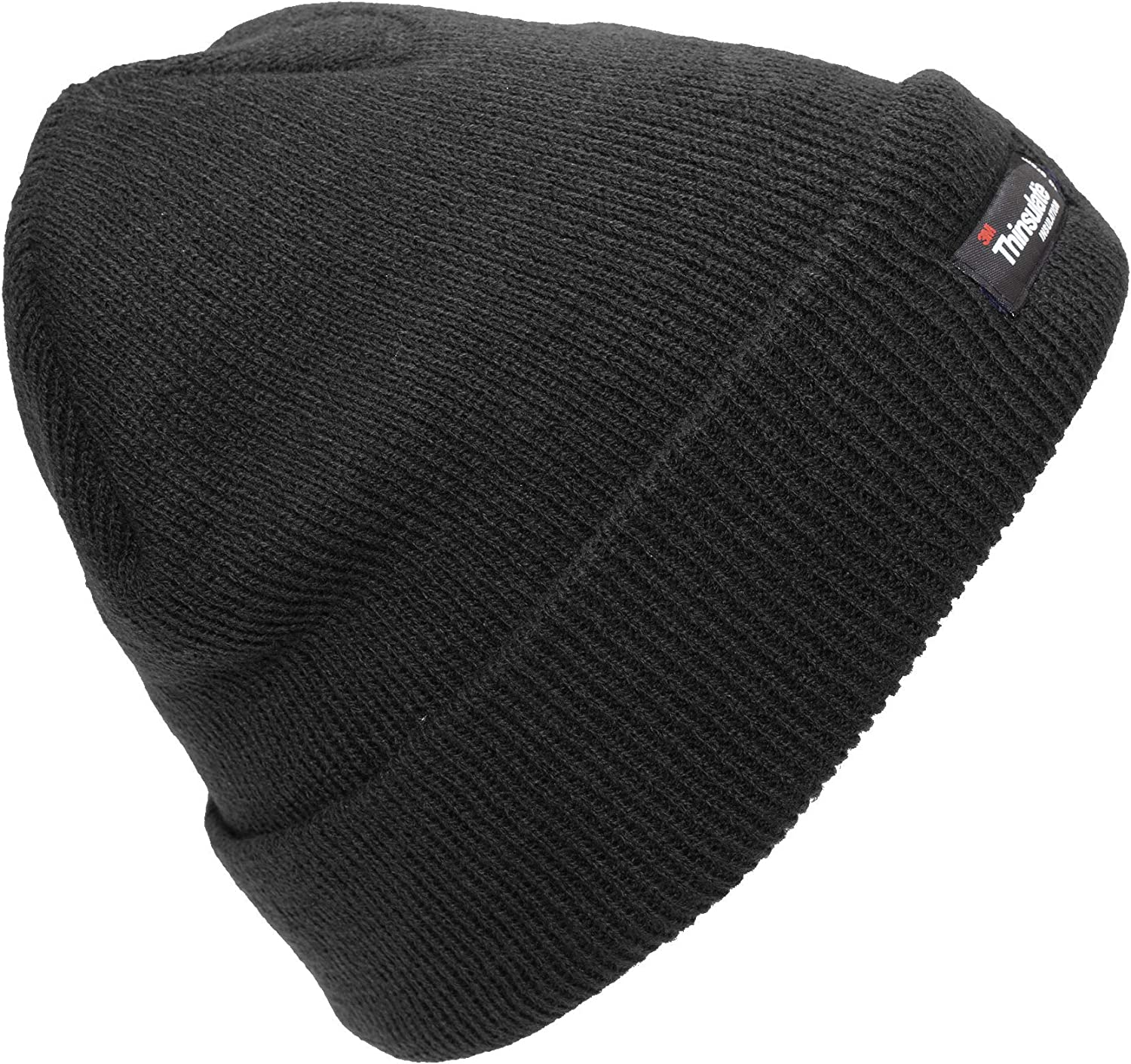 Floso/® Kids//Childrens Knitted Winter//Ski Hat with Thinsulate Lining 3M 40g