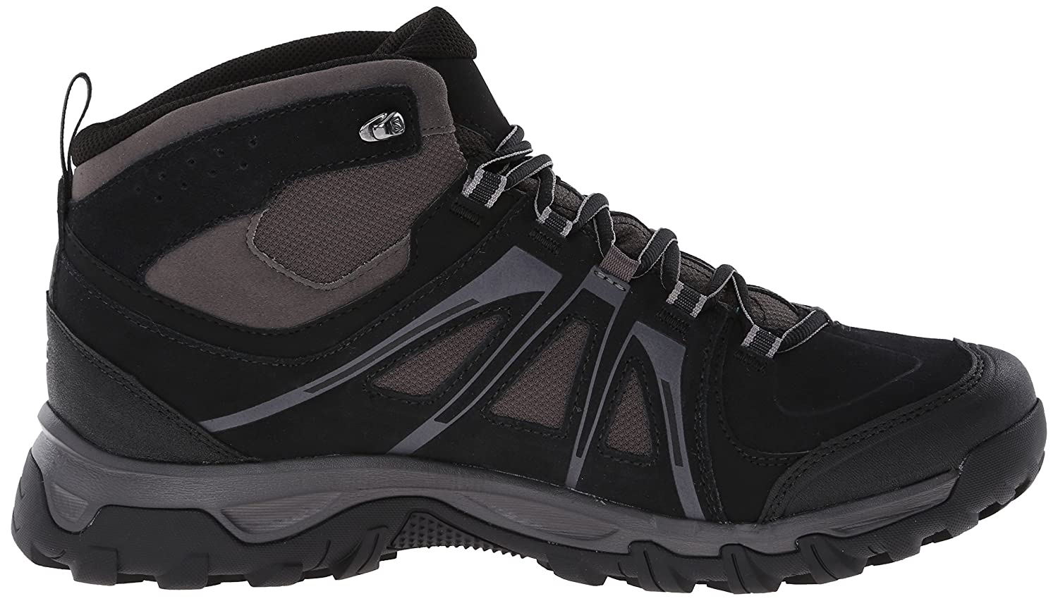 2b440afdfb1a Salomon Men s Evasion Mid GTX Hiking Boot  Amazon.co.uk  Shoes   Bags