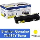 Brother 打印机 TN436 超高产量碳粉-零售包装 F 1包 黄色