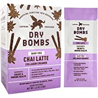 Ladybird Provisions - Chai Latte Collagen Creamer Powder, Peptides for Energy & Immune Support, Organic Coconut Oil…