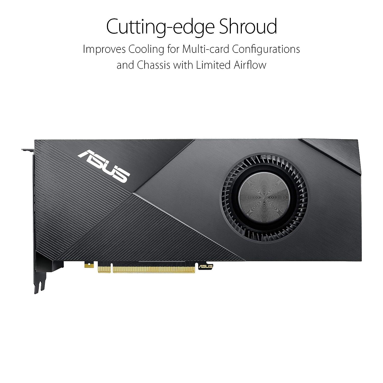 Amazon.com: Tarjeta gráfica ASUS Turbo RTX 2080 de 8 GB ...