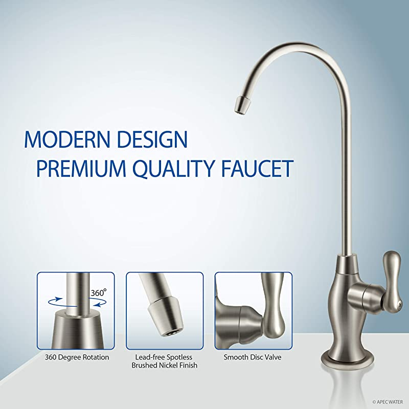 APEC Water ULTIMATE RO-PERM - Faucet