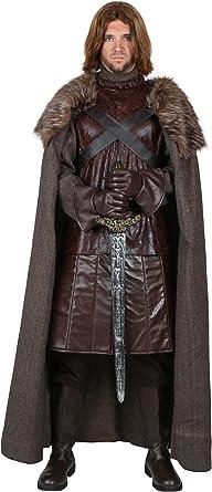 COSBOOM Disfraz de Rob Stark de Juego de Tronos del Rey del ...