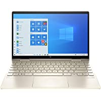 "2020 HP Envy x360 2-in-1 13.3"" FHD IPS Touchscreen Laptop Intel Evo Platform 11th Gen Core i7-1165G7 8GB Memory 512GB…"