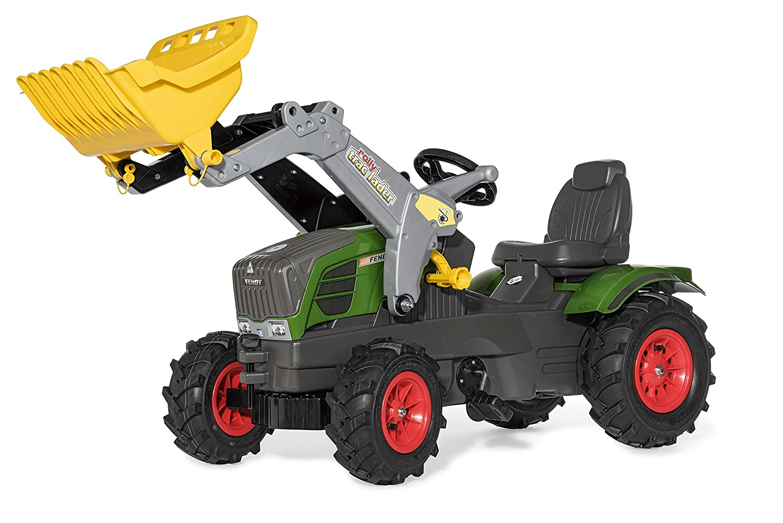 Fendt Trettraktor Luftbereifung - der Rolly Toys 611089