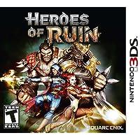 Heroes Of Ruin - Nintendo 3DS Standard Edition