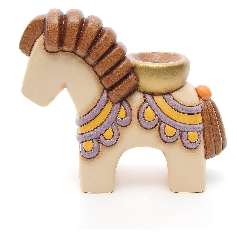 THUN Animali Cavallo con Portacandela Special Edition Lene ...