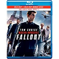 Mission Impossible 6: Fallout (2-Disc Edition)