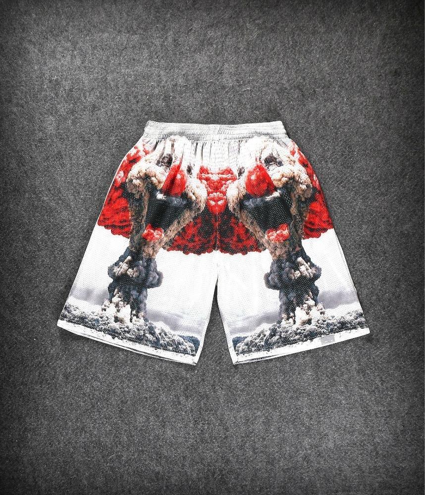 Lozse Homme Short de Bain Short De Bain Casual S/échage Rapide Shorts de Sport Plage