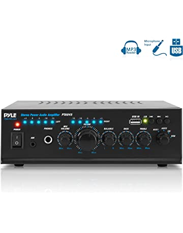 Amazon com: Amplifiers