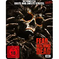 Fear the Walking Dead - Staffel 1+2 - Steelbook [Blu-ray] [Limited Edition]