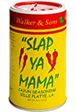 Slap Ya Mama All Natural Cajun Seasoning from Louisiana, Original Blend, MSG Free and Kosher, 8 Ounce Can, Pack of 2