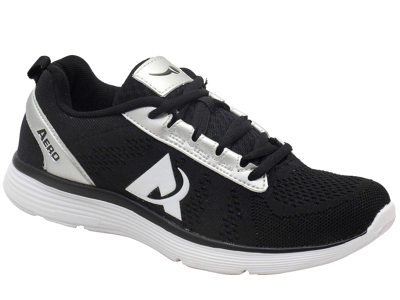 Aero Ladies ComfitPro Nirvana Lawn Bowling Shoes Black