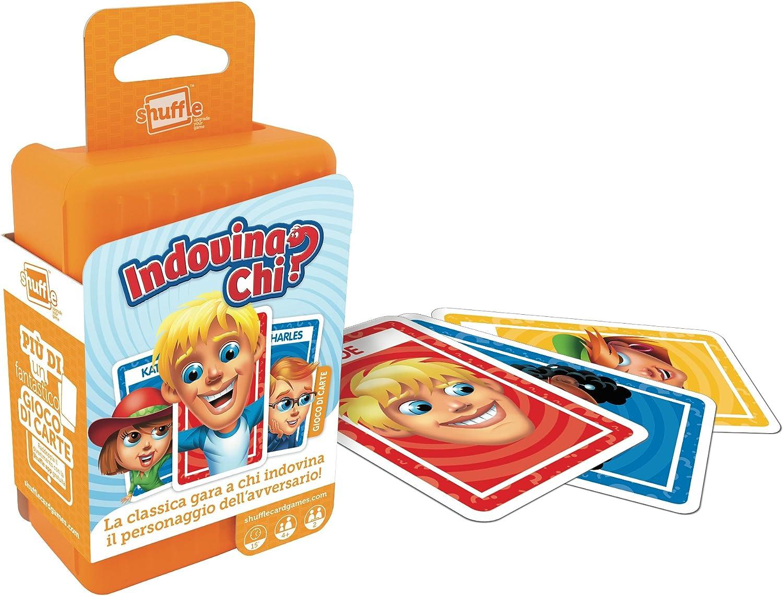Cartamundi - Indovia Chi?, Juego de Cartas (10.02.02.064): Amazon.es: Juguetes y juegos
