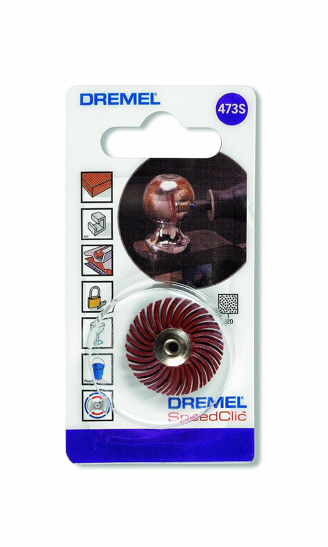 Dremel Detail Abrasive Brush Fine 220 Grit