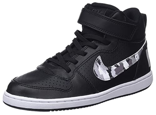 Nike Court Borough Mid (PSV), Zapatos de Baloncesto para Niños: Amazon.es: Zapatos y complementos