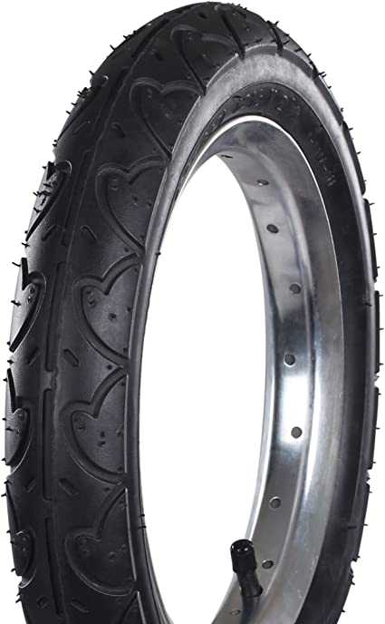 "12-1//2 x 2-1//4/"" Black FREE SHIPPING NEW Sunlit Freestyle Tire"