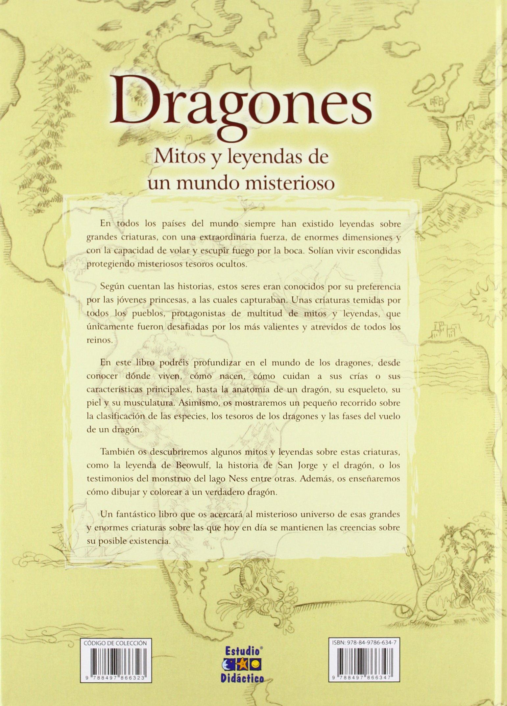 Dragones, mitos y leyendas de un mundo misterioso Seres Imaginarios ...