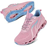 MOSHA BELLE Womens Non Slip Running Shoes Athletic Tennis Sneakers Sports Walking Shoes