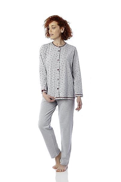 Mabel Intima Pijama Invierno (Tallas de la 3 a la 8). Estampado de