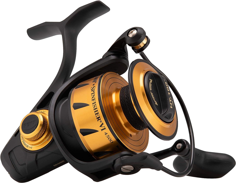 Penn Fishing VI Spinfisher