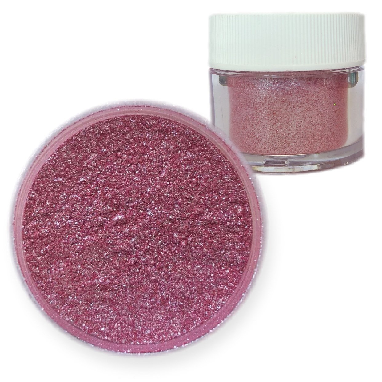 Bakell Rosé Wine Red Edible Luster Fine Grain Pearlized Sparkle Food Grade Lustre Dust 4g
