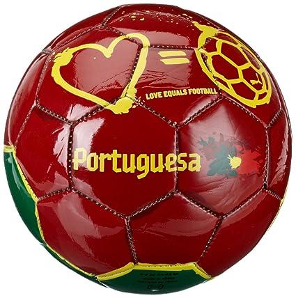 PUMA - Balón de fútbol, Talla única, Color Amazon - Amarillo ...