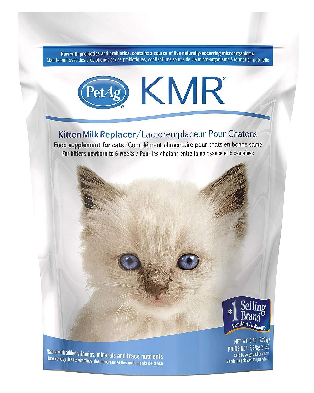 Petag Kitten Milk Replacer Kmr Powder Formula 5 Pounds Amazon In Pet Supplies