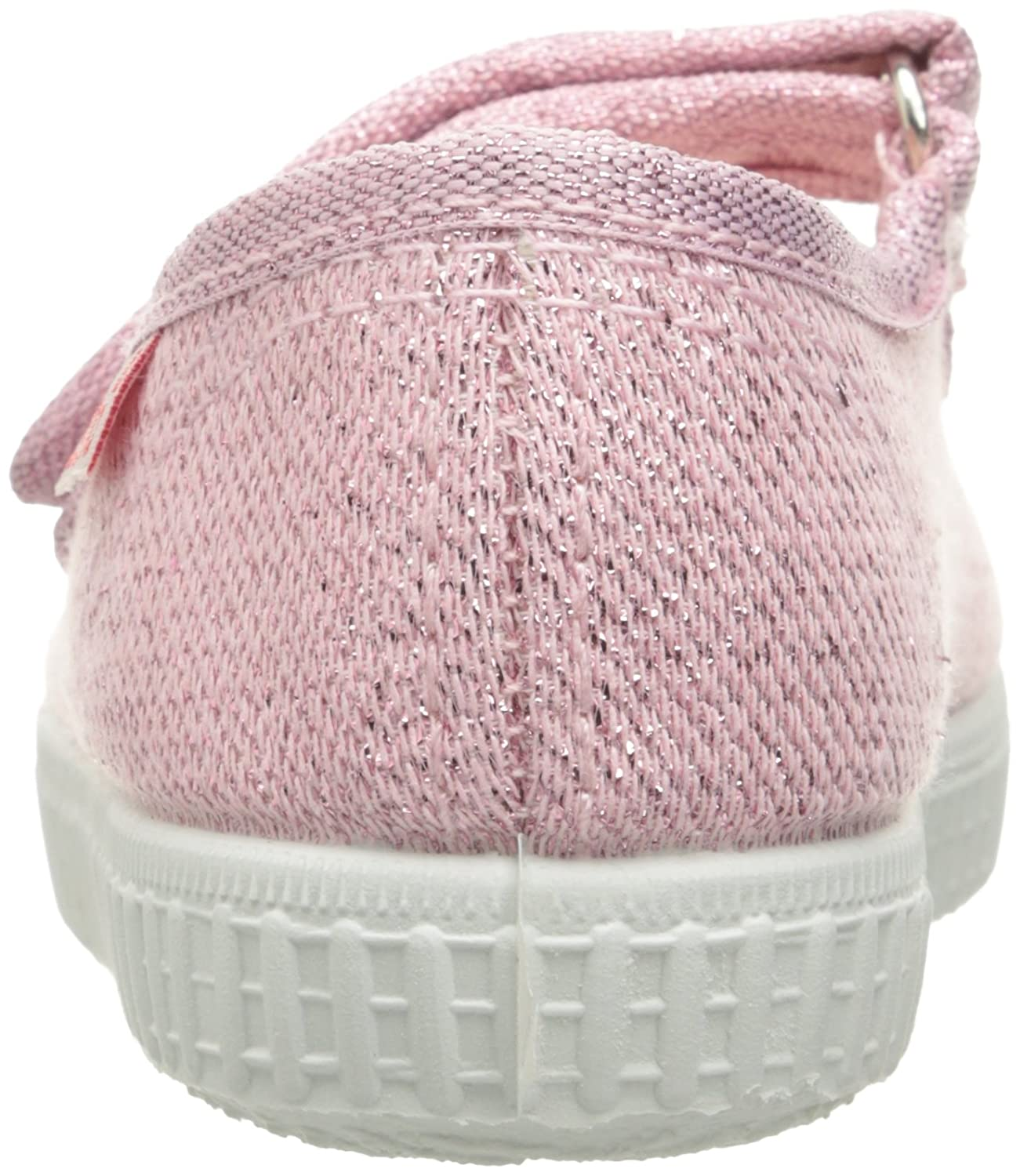 Cienta Kids Shoes Footwear 56013 Cienta Mary Jane Sneakers for Girls – Casual Shoes with Adjustable Strap, Infant//Toddler//Little Kid K