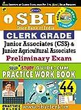 SBI Clerk Grade Junior Associates (CSS) Preliminary Exam Self Study Guide - Cum - Practice Work Book - English - 1635