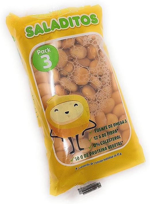 Saladitos - Pack 3 x 95g - total 285: Amazon.es: Alimentación ...
