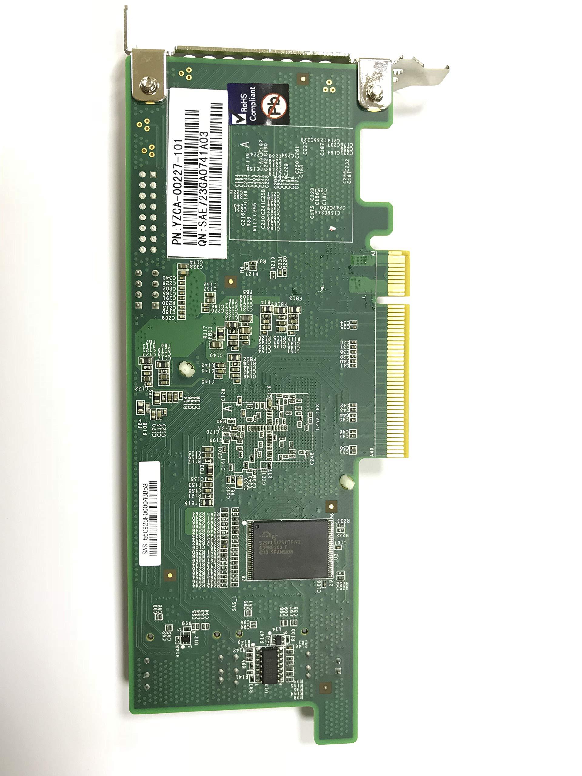 MFU SAS 9207-8i 8-Port 6Gb/s SAS+SATA to PCI Express 2.0 Host Bus Adapter by MFU (Image #2)
