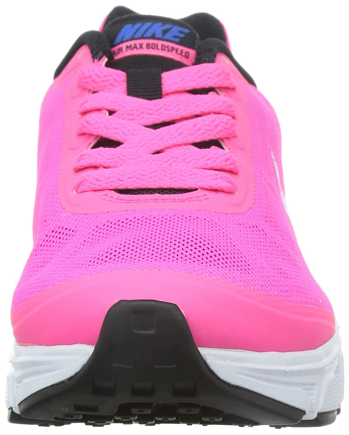 1de088f25713 Nike Womens Air Max Boldspeed Running Shoes Hyper Pink Hyper Cobalt 654899  600  Amazon.co.uk  Shoes   Bags