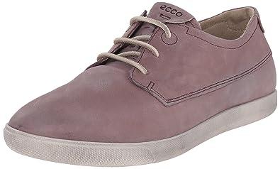 Ecco Footwear Womens Damara II Tie Oxford, Dusty Purple, 36 EU/5-