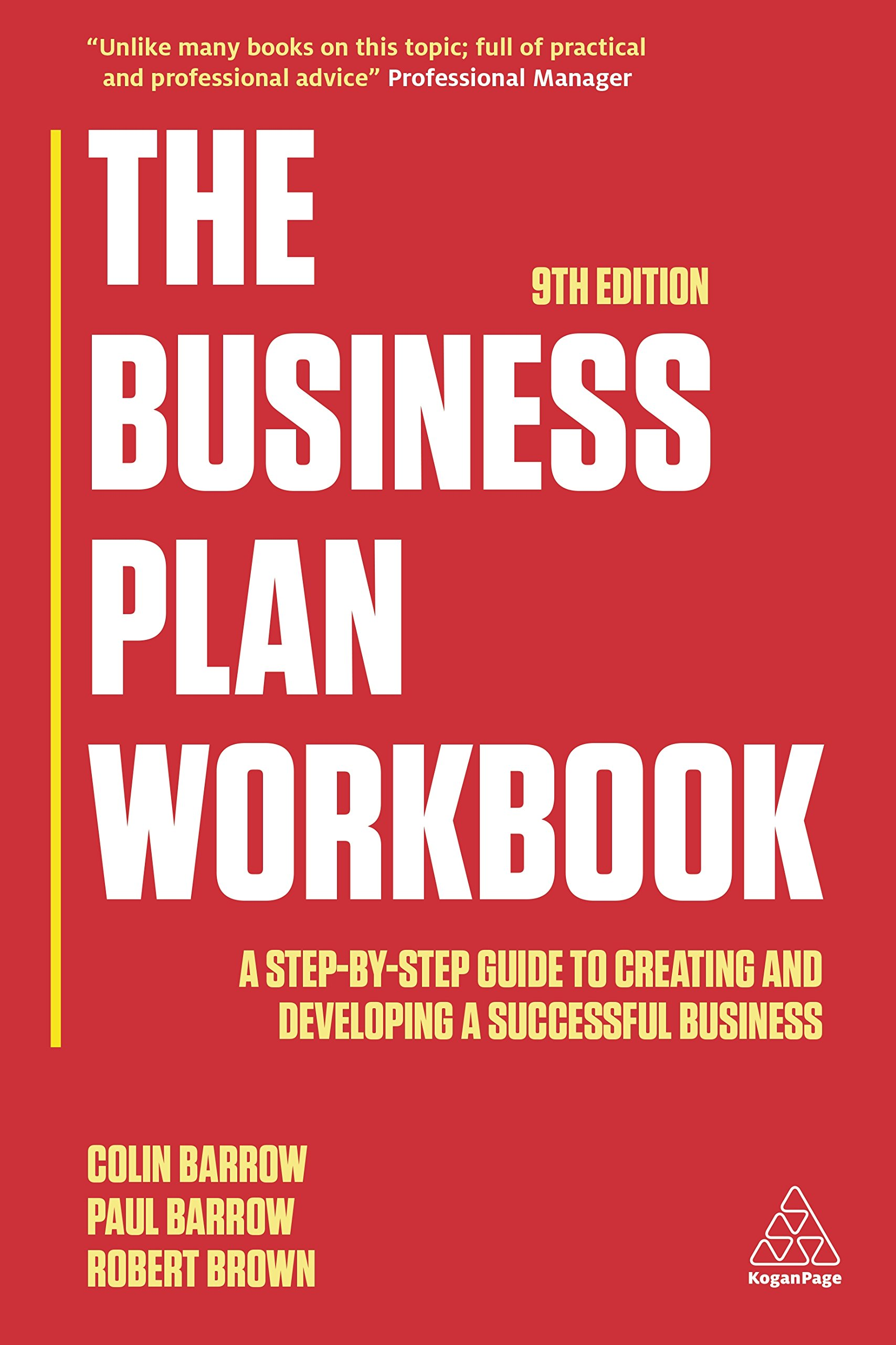 amazon the business plan workbook a step by step guide to