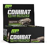 Musclepharm Combat Crunch Bar, Cookies/Cream, Net Weight 26.67-Ounce, 12-Count