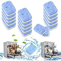 Dish Washer Cleaner,16 Tablets,Deodorizer and descaler,Cleaning Deep Remover,Cleaning Supplies for Kitchen,High…