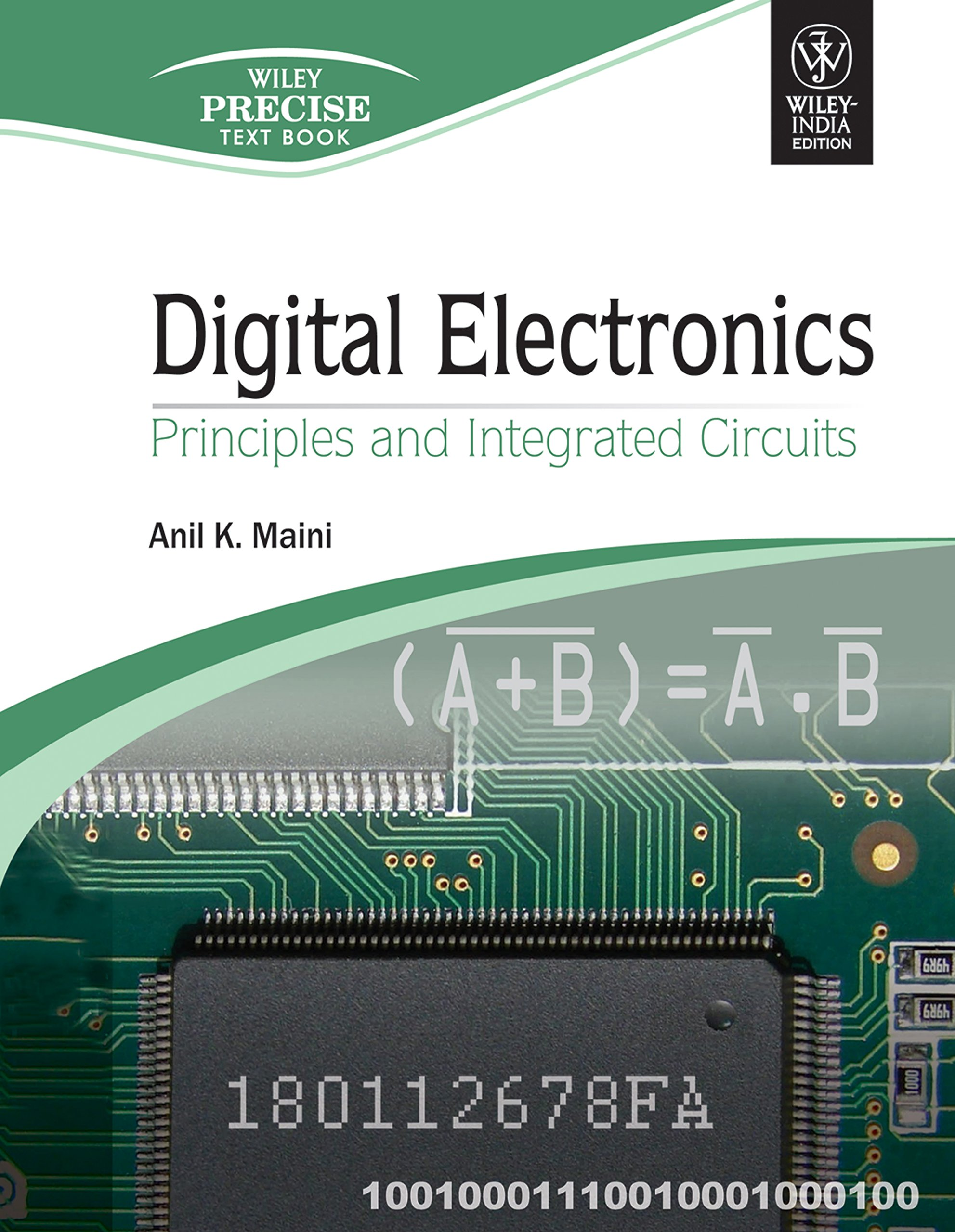 Buy Digital Electronics Principles And Integrated Circuits Book Electronic Circuit Online At Low Prices In India