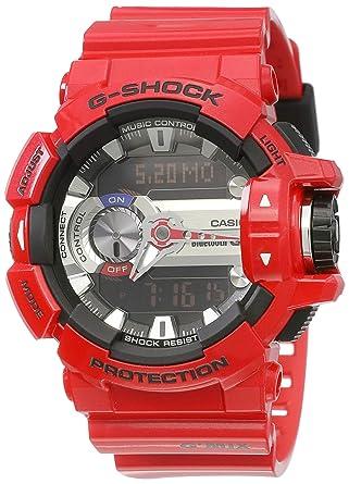 3d35efe394d1 Buy Casio G-Shock Analog-Digital Red Dial Men's Watch - GBA-400-4ADR ...