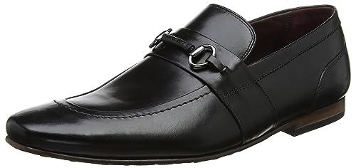 Ted Baker Daiser, Mocasines para Hombre, Negro (Black Blk), EU: Amazon.es: Zapatos y complementos