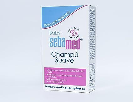SEBAMED BABY Champú Suave 500 ml
